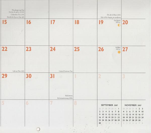2007 Calendars Browntrout Calendar Photos By Zandria Munch